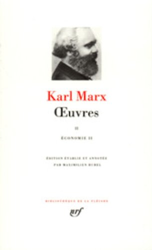 OEUVRES T02: MARX KARL