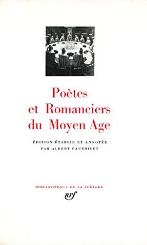 Poetes ET Romanciers Du Moyen-Age/Le Roman De Renart/Chanson De Roland (French Edition): ...