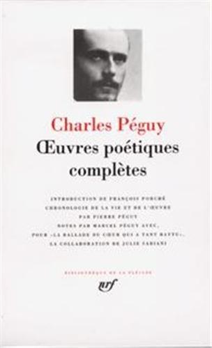 9782070104383: OEuvres poétiques complètes (Bibliothèque de la Pléiade)