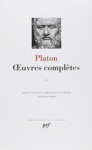 9782070104505: Œuvres complètes (Tome 1) (Bibliothèque de la Pléiade)