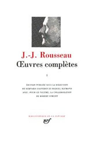 Rousseau: Oeuvres completes, tome 2 (French Edition): Jean-Jacques Rousseau