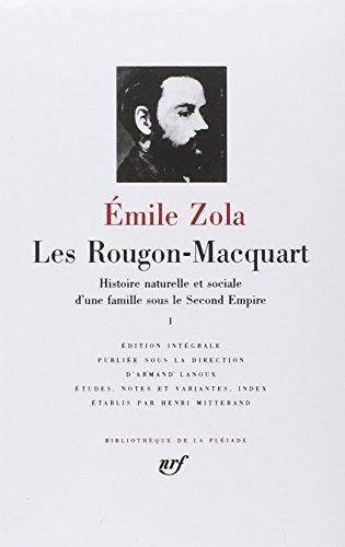 9782070105892: Les Rougon-Macquart, tome I