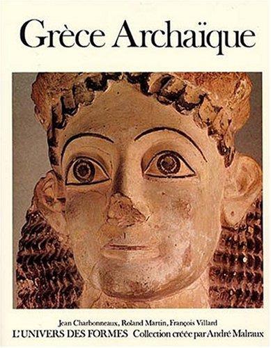 9782070106035: Grèce archaïque