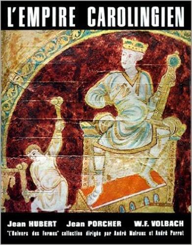 9782070106110: L'Empire carolingien (L'Univers des formes)