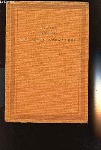 9782070106417: Les deux etendards 2 volumes
