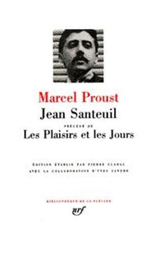 Jean Santeuil précédé De Les Plaisirs et: PROUST Marcel
