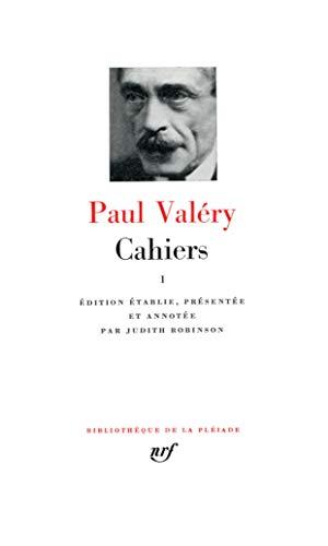 9782070107353: Cahiers (Tome 1) (Bibliothèque de la Pléiade)