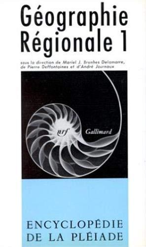 GÉOGRAPHIE RÉGIONALE T01: COLLECTIF