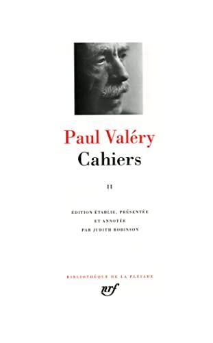 9782070107766: Cahiers Tome 2 (French Edition) Bibliotheque de la Pleiade