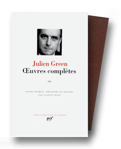 9782070107810: Oeuvres completes Tome 3 (French Edition) Bibliotheque de la Pleiade