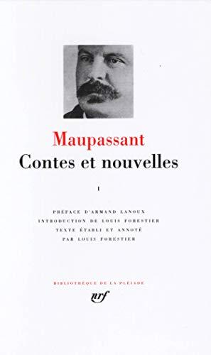 9782070108053: Contes et Nouvelles - Tome I (Bibliothèque de la Pléiade) (French Edition)