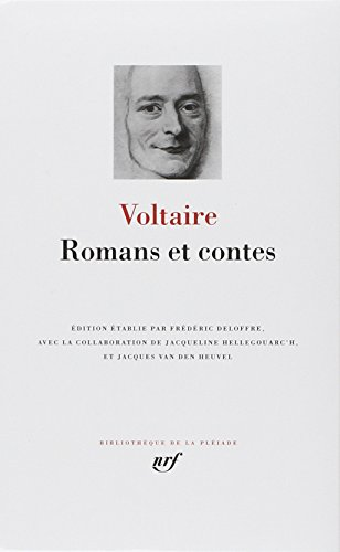 Romans et contes (Bibliothèque de la Pléiade) - Gallimard