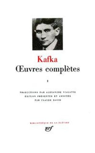 Kafka : Oeuvres completes, Tome II [Bibliotheque de la Pleiade] (French Edition): Franz Kafka