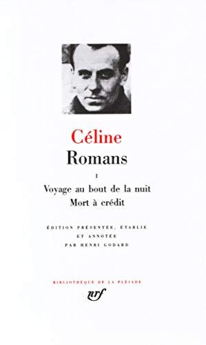9782070110001: Romans (Tome 1) (Bibliothèque de la Pléiade)