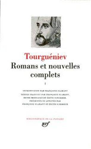9782070110223: Romans et nouvelles complets : Tome 2 : Faust ; Excursion dans les grands-bois ; Assia ; Nid de gentilhomme ; A la veille ; Premier amour ; Pères et fils ; Apparitions ; Assez ; Le chien ; Fumée