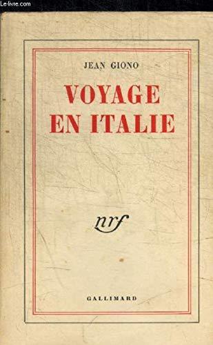 9782070110339: VOYAGE EN ITALIE