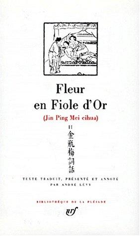 Fleur en fiole d'or tome 2: Jin Ping Mei