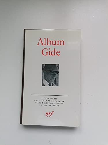 9782070110896: Album Gide