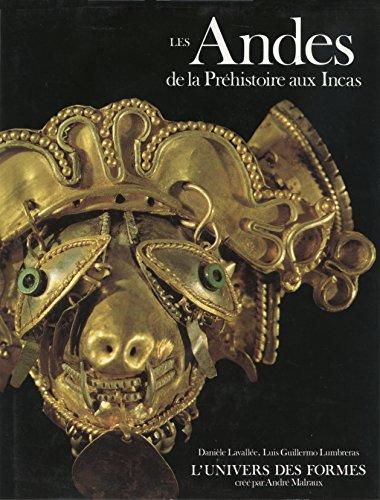 9782070110940: Les Andes : de la préhistoire aux Incas
