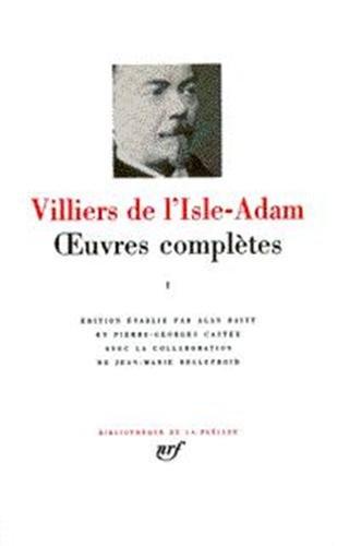 9782070111008: Villiers de l'Isle-Adam : Oeuvres complètes, tome 2
