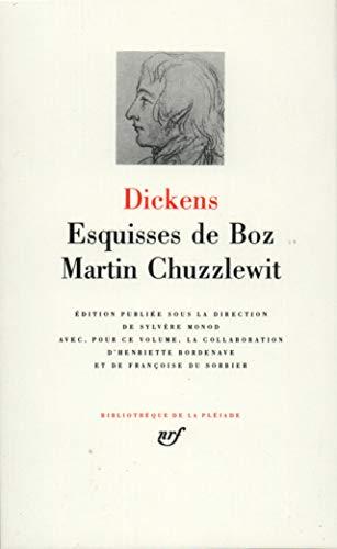 Dickens : Esquisses de Boz - Martin: Charles Dickens