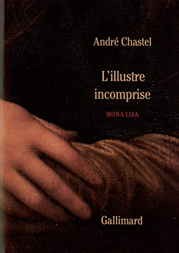 9782070111497: L'illustre incomprise (French Edition)