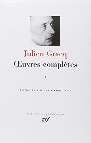9782070111626: Œuvres complètes (Tome 1) (Bibliothèque de la Pléiade)