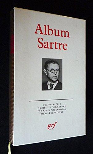 Album Sartre: Cohen-Solal, Annie