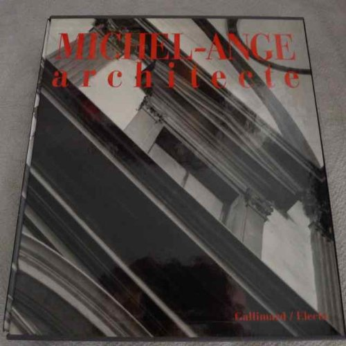 9782070112234: Michel-Ange architecte