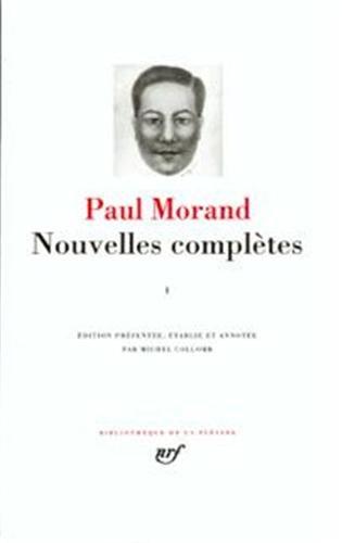 9782070112265: Morand : Nouvelles compl�tes, tome 1