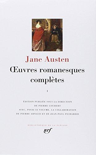9782070113231: Œuvres romanesques complètes (Tome 1) (Bibliothèque de la Pléiade)