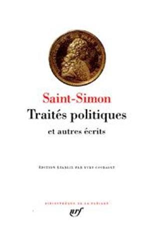 9782070113705: Saint-Simon : Traités politiques et autres écrits