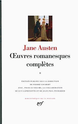 9782070113811: Œuvres romanesques complètes (Tome 2) (Bibliothèque de la Pléiade)