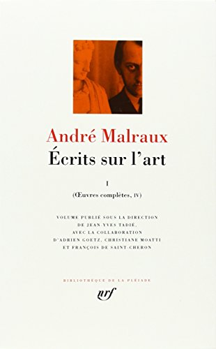 9782070113996: Ecrits Sur L'Art I, Oeuvres Completes IV - Leatherbound (French Edition) (Bibliotheque de la Pleiade)
