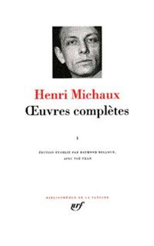 9782070114016: Michaux : Oeuvres compl�tes, tome 1