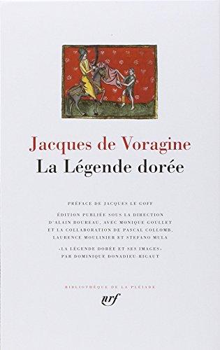 9782070114177: La L�gende dor�e (Biblioth�que de la Pl�iade)
