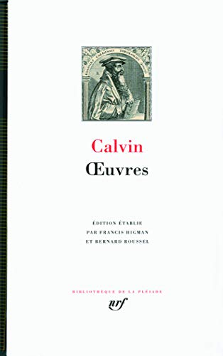 OEUVRES T01: CALVIN JEAN