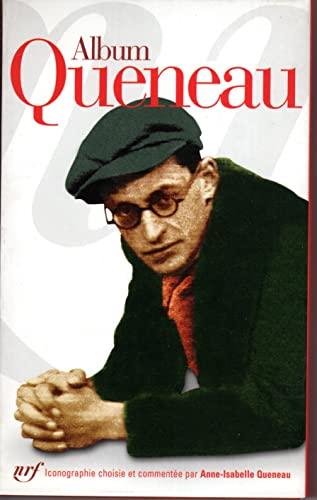 Album Queneau: Queneau, Anne-Isabelle.