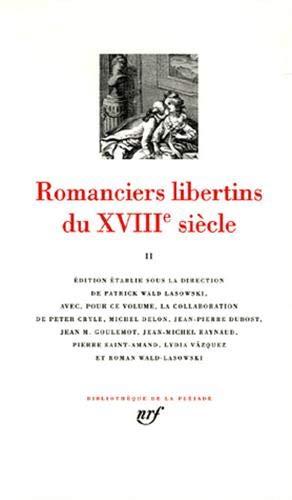 9782070115709: Romanciers libertins du XVIIIᵉ siècle (Tome 2)