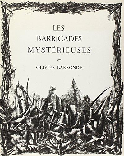 9782070115778: Les Barricades mystérieuses