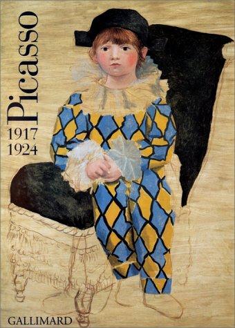 9782070115907: Picasso 1917-1924 (Livre d'Art)