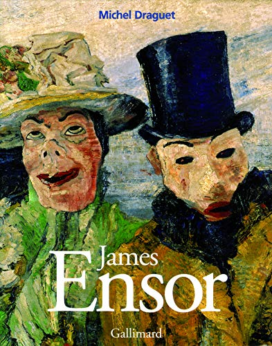 9782070116027: James ensor (French Edition)