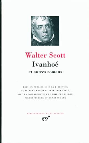 9782070116201: Ivanhoe ; Quentin Durward ; Le Talisman [Bibliotheque de la Pleiade] (French Edition)