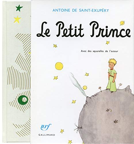 LE PETIT PRINCE: SAINT-EXUPERY,