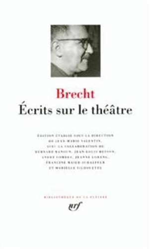 9782070116614: Ecrits Sur Le Theatre [Bibliotheque de la Pleiade] (French Edition)