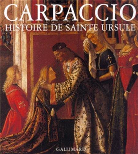 Carpaccio : la Légende de sainte Ursule: Nepi Scire