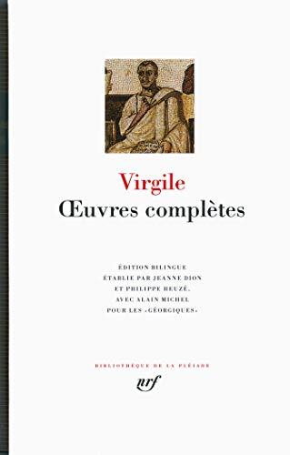 Oeuvres complètes : Réunit Bucoliques ; Géorgiques: Virgil