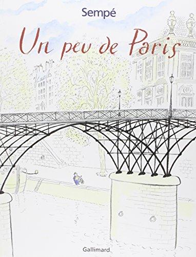 Un peu de Paris (French Edition): Jean-Jacques Sempé