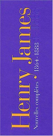 9782070117772: Henry James : Nouvelles completes, I, II (1864-1888) - coffret [Bibliotheque de la Pleiade] (French Edition)