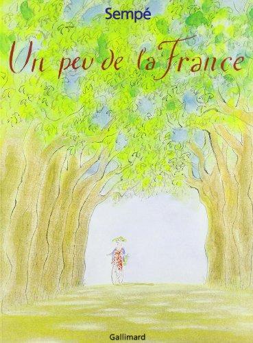 9782070118229: Un peu de la France